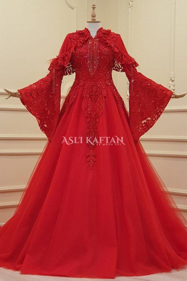 Nuran Sultan Nişanlık – Kınalık Modeli,