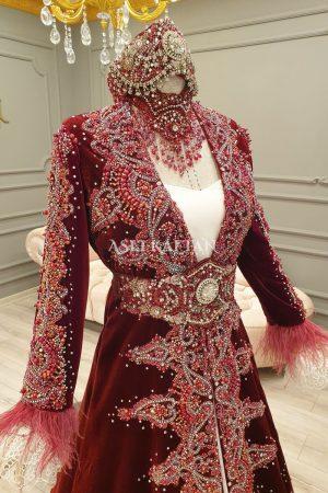 Yakut Destan Bindallı Modeli Mağaza Çekimi